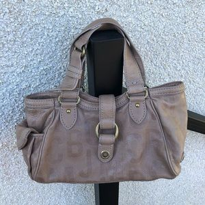 Authentic Marc Jacobs Vintage Leather Taupe Purse.